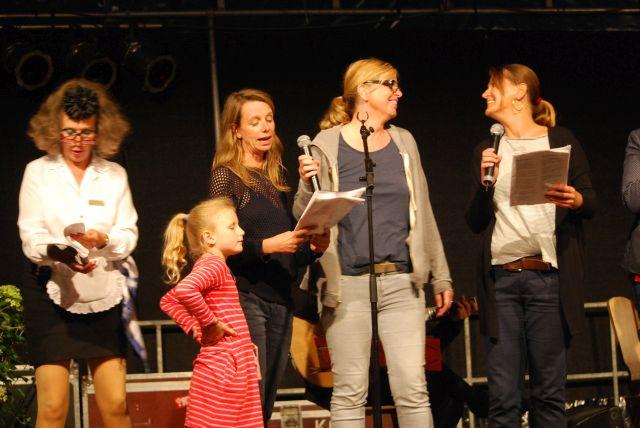 Martina, Katja, Nina, Kerstin