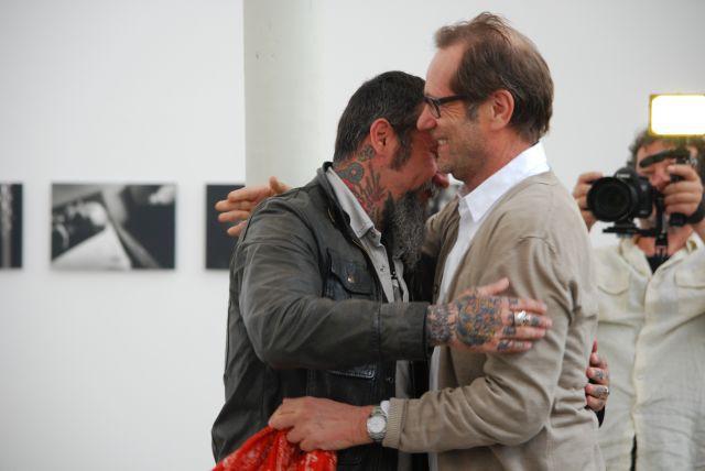 Pep Bonet und Michael Horbach