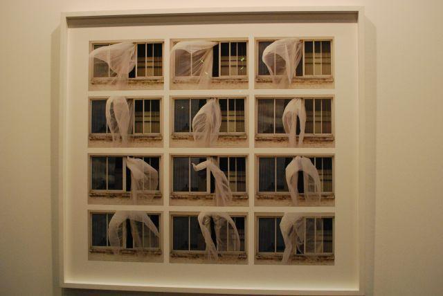 """Niloufar Banisadr mit """"Sexy Window"""""""