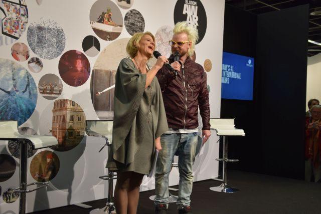 Anja Backhaus und ....