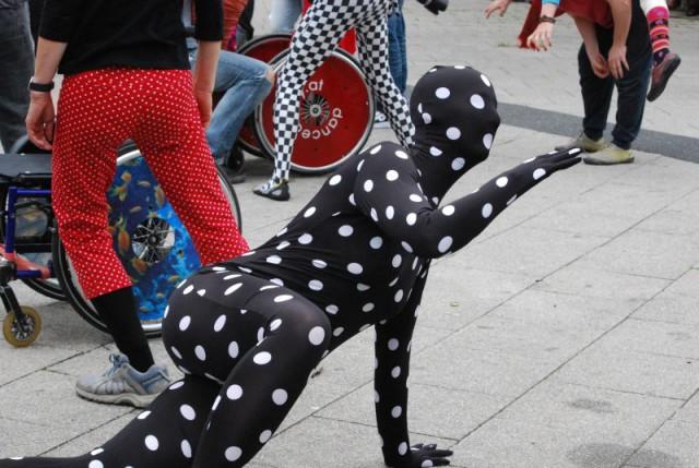 Die inklusive Tanzgruppe Danceabilty aus Wien  http://www.danceability.com/