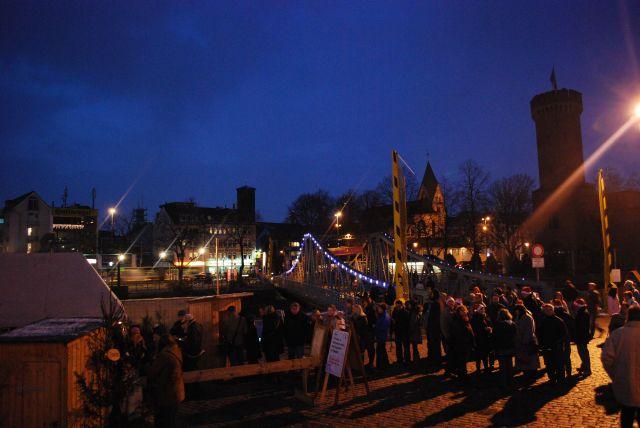 Mittelalter Weihnachtsmarkt Köln