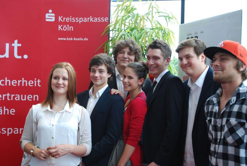 DSC 0770xx For No Eyes Only,  der Low Budget Film von Tali Barde hatte in Köln  Bensberg Premiere: ))