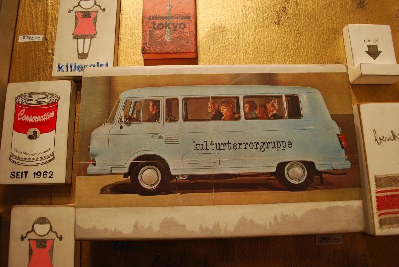 das ist einer meiner Lieblingsbilder von der Art fair (Jan Petersen, ich sitze mit im Bus ;-)
