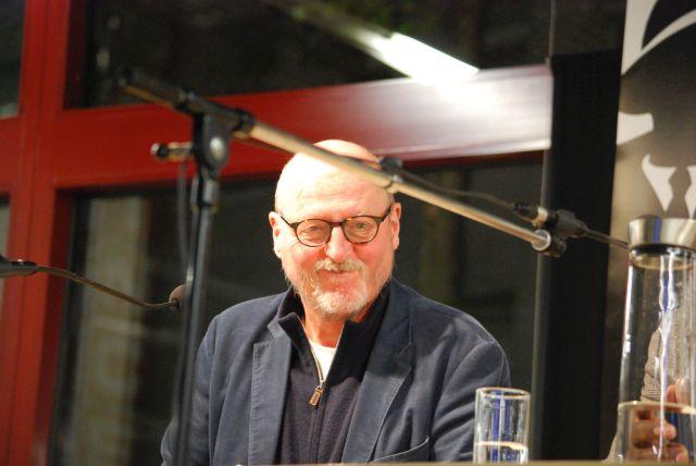 Josef Tratnik, u.a. bekannt als die deutsche Stimme der Perry Rhodan-Reihe