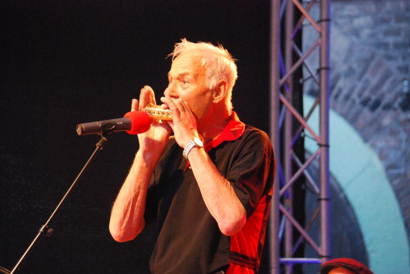 Günther, den wir schon 2011 erleben durften